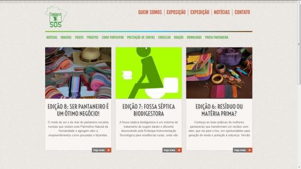 Projeto Prosa Pantaneira
