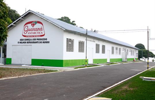 Fábrica do Guaraná em Maués/AM