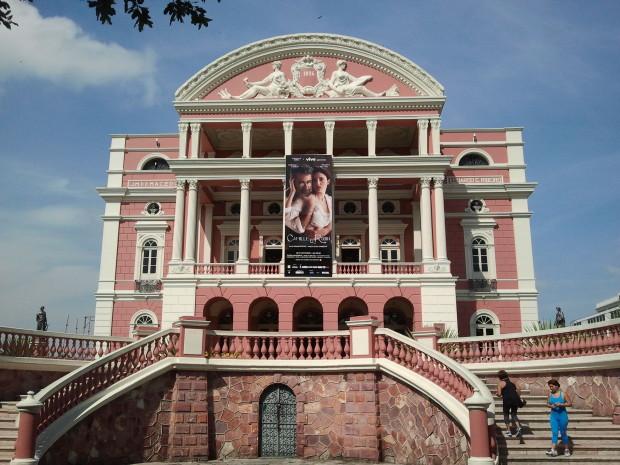 Teatro Amazonas em Manaus/AM