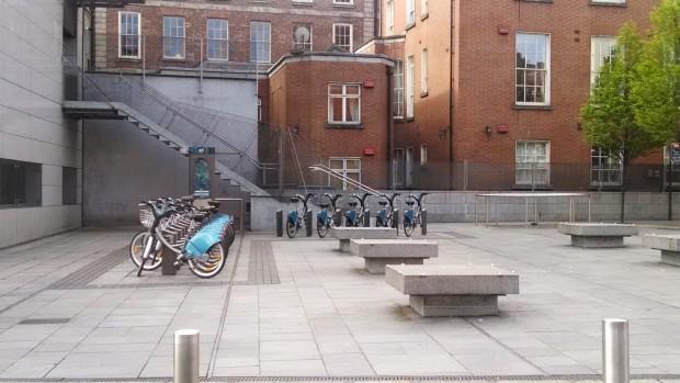 Sistema de empréstimo de bicicletas - Foto: Daiane Santana