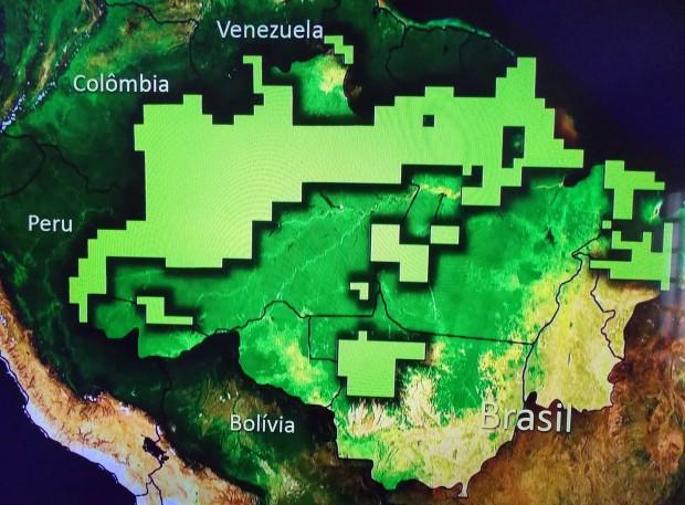 Vazios Amazônicos - Amazonia: A última fronteira