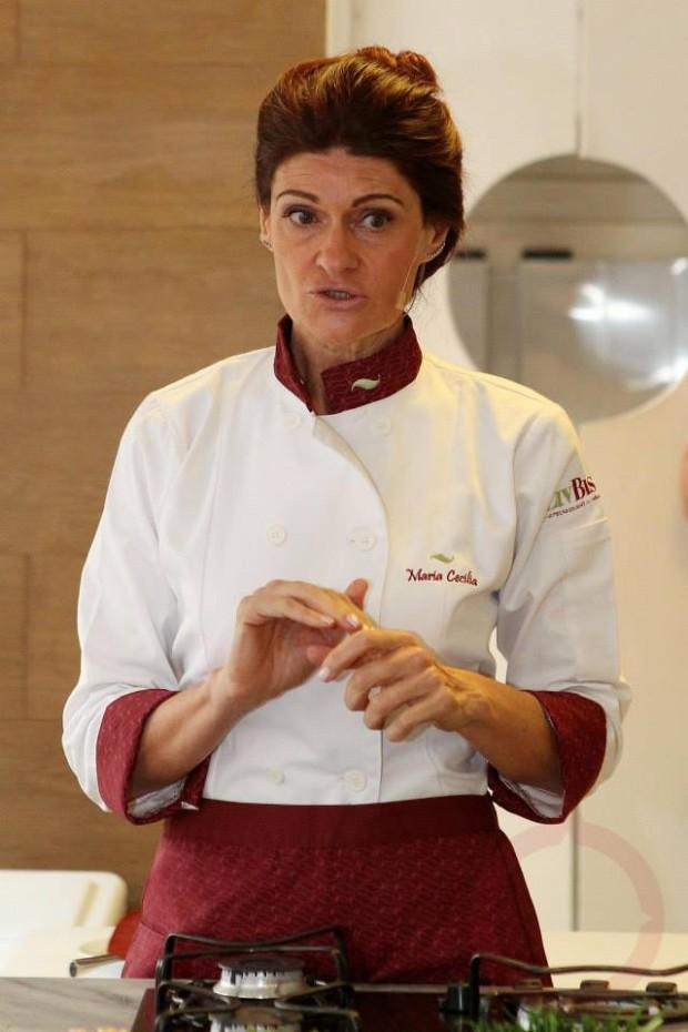Nutricionista Maria Cecilia Corsi, do Livlight Nutrição Gourmet
