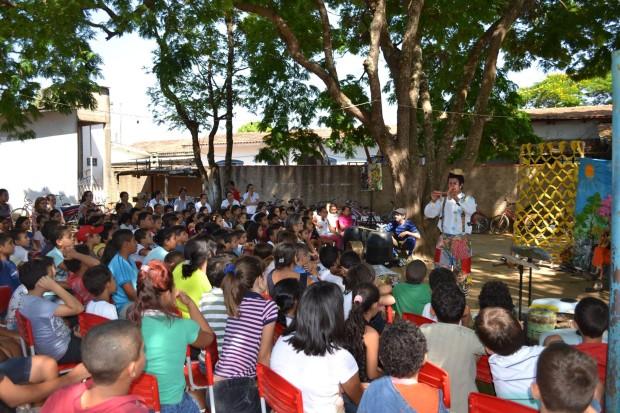 Projeto Boca do lixo - Goiás