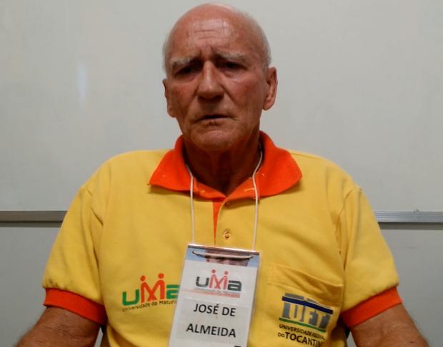 Jose de Almeida Rodrigues - UMA