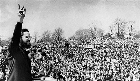22 de abril de 1970, primeiro dia da tera