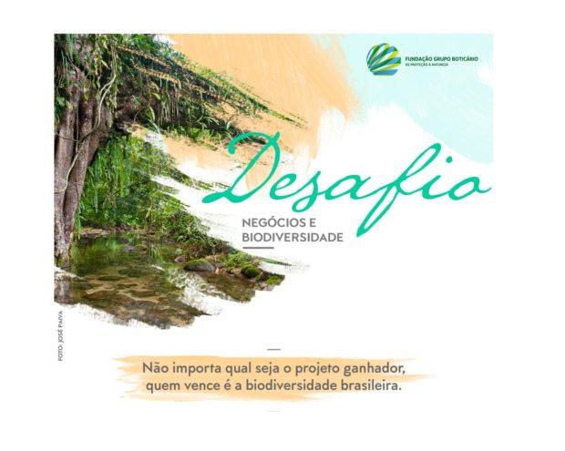 Fonte: Fundação Grupo Boticário de Proteção à Natureza