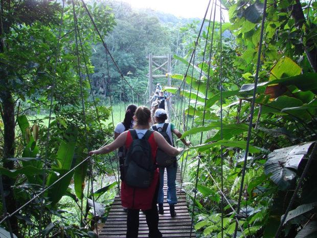 Reserva Natural Salto Morato, que tive o prazer de conhecer em 2013! Foto: Acervo Fundação Grupo Boticário