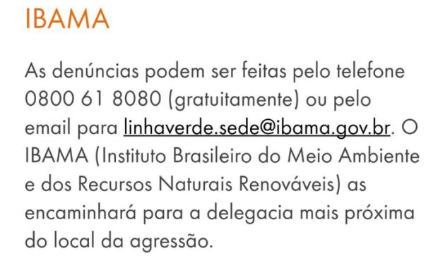 Ibama_Linhaverde