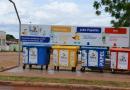 Coleta Palmas estimula a transformação de materiais recicláveis em produtos novos